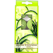 Cucumber & Lemongrass Candle -