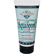 AquaSport SPF15 -