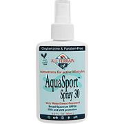 AquaSport SPF 30 Sunscreen Spray -