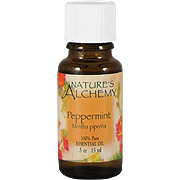 Peppermint Pure Essential Oil -