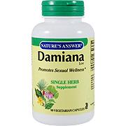 Damiana Leaf -
