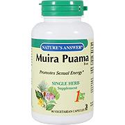 Muira Puama Bark -