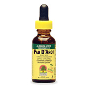 Pau D'Arco Alcohol Free Extract -