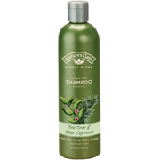 Organic Tea Tree & Blue Cypress Shampoo -