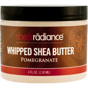 Pomegranate Whipped Butter -