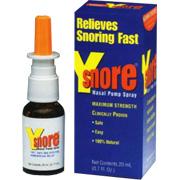 Nasal Spray, Anti-Snoring -