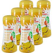 Superfood Puffs: Banana & Pumpkin Puffs Case Pack -