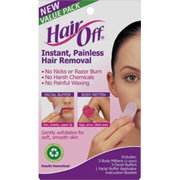 Hair Remover Kit for Face and Body -