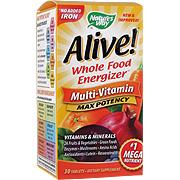Alive Multi No Iron -