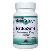 NattoZyme With Vitamin E -