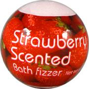 Bath Fizzer Strawberry -