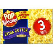 Extra Butter Popcorn -