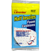 Half Insoles Foam Cushions -