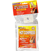 Instant Hot Compress & Bandage -