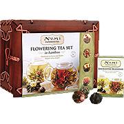 Flowering Tea Gift Set Teapot Box -