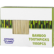 Bamboo Toothpicks -