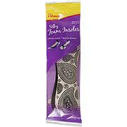 Women's Silky Foam Insoles Size 6 to 10 -