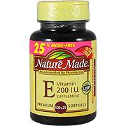Vitamin E 200 IU -