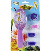 Disney Fairies Purple Brush & Accessories -
