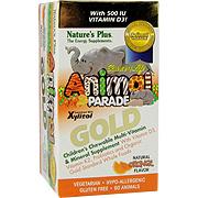 Animal Parade Gold Orange -