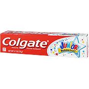 Junior Bubble Fruit Toothpaste -