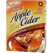 Spiced Apple Cider -