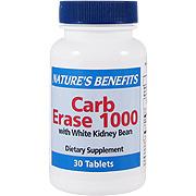 Carb Erase 1000 -
