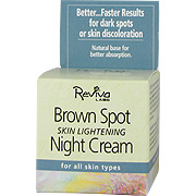 Brown Spot Night Cream -