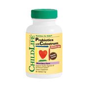 Probiotics Plus Colostrum -