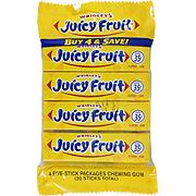 Juicy Fruit Gum Pack -