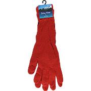 Red Female Gloves -