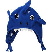 Animal Fleece Hat Shark -
