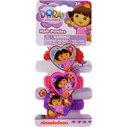 Dora The Explorer Hair Ponies -
