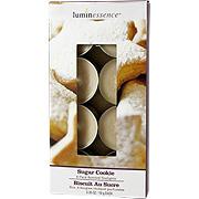 Tea Light Candles Sugar Cookie -