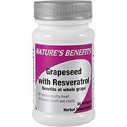 Grapeseed w/Resveratrol -