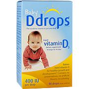 Baby Ddrops 400 IU -