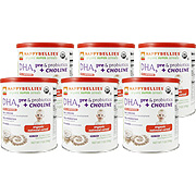 Organic Probiotic Baby Cereal Oatmeal Cereal Case Pack -
