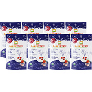 Organic Yogis Freeze Dried Yogurt & Fruit Snacks Mixed Berry Yogis Case Pack -
