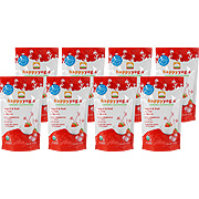 Organic Yogis Freeze Dried Yogurt & Fruit Snacks Strawberry Yogis Case Pack -
