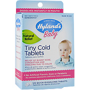 Baby Tiny Cold Tablets -