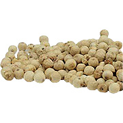 Organic Fair Trade White Peppercorns -