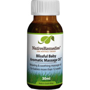Blissful Baby Aromatic Massage Oil -