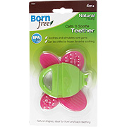 Calm N Soothe Butterfly Teether -