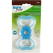 Soft Silicone Teether -
