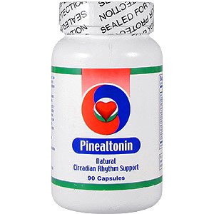 14247 - Pinealtonin Reviews - Natural Circadian Rhythm Support, 90 Caps, (Lin Institute)