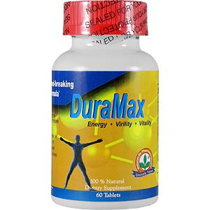 takeherb com :DuraMax - Natural Impotence Remedy, 60 tabs, (Naturalife)